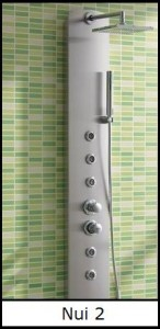 Nui 2 Shower Column