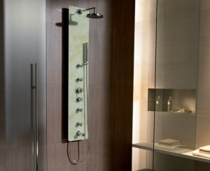 Columna Idea R-Travertino